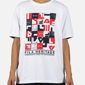 Men's Fila brand Tshirt